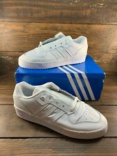 ADIDAS Retro OG RIVALRY LOW MENS SNEAKERS  [EF8729] Triple White- NEW