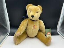 Sigikid Stofftier Sammler Teddy Bär 40 cm. Top Zustand
