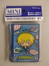 Cardfight!! Vanguard Leon Soryu Chibi Aqua Force Card Sleeve Bushiroad