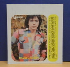 1x Sticker - Decal  Joepie / David Cassidy with org.back 80's (1441)