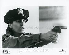 JAMIE LEE CURTIS  BLUE STEEL 1989 VINTAGE PHOTO ORIGINAL