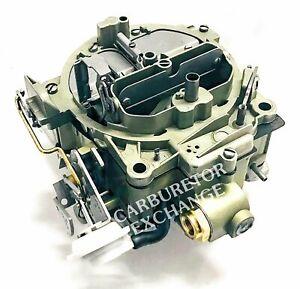 1968~1969 Cadillac Remanufactured Rochester 4 Barrel Quadrajet Carburetor 4MV
