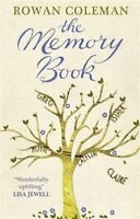 """VERY GOOD"" The Memory Book, Coleman, Rowan, Book"