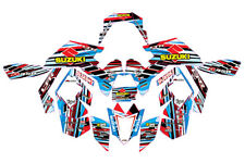 Suzuki LTR450R GRAPHIC KIT STIKERS DECALS LTR PEGATINAS calcos LTR 450 R