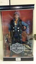 Harley Davidson Barbie Collectible Ken Doll