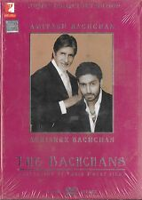 THE BACHCHANS - AMITABH BACHAN - ABHISHEK - COLLECTIONS OF THEIR 6BEST FILMS DVD