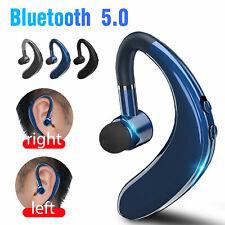 Wireless Bluetooth 5.0 Noise Cancelling Driving Trucker Headset Earpiece Earbud