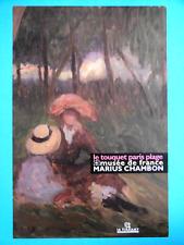 Marius CHAMBON Affiche Le Touquet École de Berck Côte d'opale Artistes Français