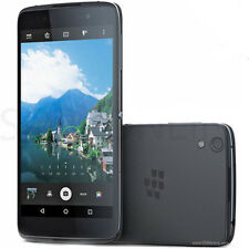 "Blackberry Neon DTEK50 STH100-2 Original(UNLOCKED)Black 16GB , 3GB RAM , 5.2"""