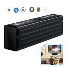 A47 20W Bluetooth Lautsprecher Mikrofon mit TF /USB Slot, AUX-IN, FM Radio, Akku