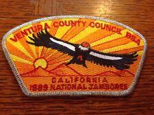 MINT 1989 JSP Ventura County Council SMY Border
