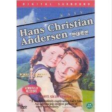 Hans Christian Andersen (1952) DVD (Sealed) ~ Danny Kaye