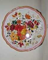 Black Friday The Pioneer Woman Pumpkin Dots Melamine Large Serving Bowl#FF3448P