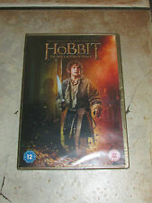 NEW THE HOBBIT THE DESOLATION OF SMAUG DVD BILBO BAGGINS WIZARD GANDALF DWARVES