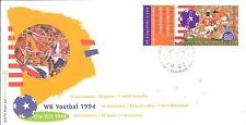 Niederlande FDC Fußball WM 1994 Nr. 1516