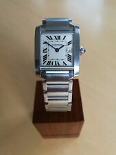 Cartier Tank Francaise medium Ref. 2465 Quarz Lady
