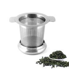 à Thé En Inox Boule Passe Filtre Passoire Cuillère Tea Infuser Neuf Infuseur