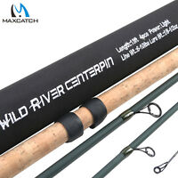 Maxcatch Wild River Centerpin Float Fishing Rod 13ft 4Pcs 6-10lb 1/8-1/2oz Light