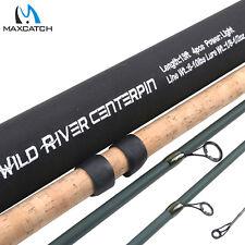 Maxcatch Wild River Centerpin Float Fishing Rod 13ft 4Pcs 6-10lb 1/8-1/2oz Light