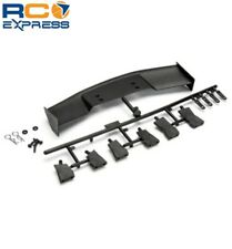 HPI Racing GT Wing Set Type D 1/10th Scale Black E10 Sprint HPI85288