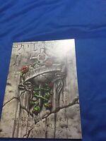 WHITESNAKE Japan tour book and flyer 1997 David Coverdale