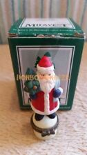 Midwest Santa Claus Christmas Porcelain Hinged Box