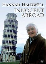 Hannah Hauxwel Innocent Abroad DVD Documentary Original UK Release New Sealed R2