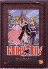 Fairy Tail Collection Six (DVD) Anime #F2246