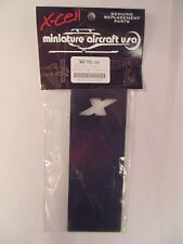 MINIATURE AIRCRAFT WHIPLASH 700EX C/F Battery Tray MA132-129 NEW