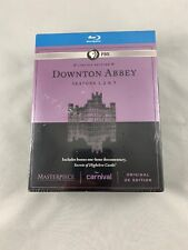 Downtown Abbey Seasons 1, 2, & 3 DVD Limited Edition