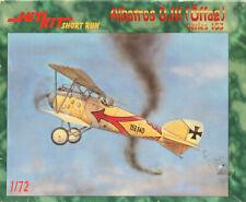 Hit Kit 1:72 Albatros D.III Offag Series 153 Plastic Model Kit U