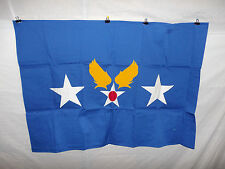 flag191 WW2 US Army Air Force 2 Star Major General flag cotton