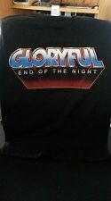 GLORYFUL, Official Tour Shirt 2017, Size S, Manowar, Hero Quest, DSA, Masters
