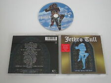 JETHRO TULL/LIVING WITH THE PAST(EAGLE EAGCD231) CD ALBUM