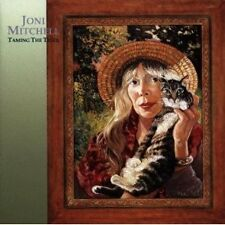 JONI MITCHELL - TAMING THE TIGER CD POP 11 TRACKS NEU