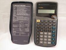 Texas Instruments TI-30Xa Solar Scientific Calculator Tested. Working