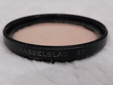 RARE HASSELBLAD B50 1X CR3 -0  Filter Planar 80 100 120 135 UV Sonnar 105 150