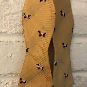 PenSee 100/% Silk Mens Self Bow Tie Trendy Light Purple Bow Ties