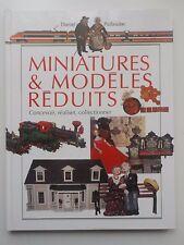 Livre de Daniel Puiboube Miniatures et Modèles Réduits Trés bon état