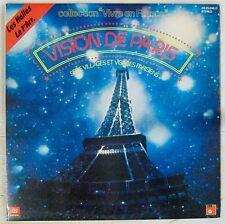 Tour Eiffell 33 tours Visions de Paris