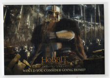 The Hobbit The Battle of the Five Armies - Base Card 49 Canvas Parallel 46/75