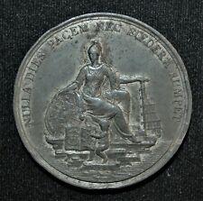 1801 Union of Great Britain & Ireland Medal, WM 49mm