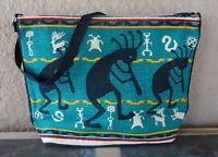 Canvas Stencil Purse HIPC-8 Chili Southwest Southwestern Sturdy Cotton Bag