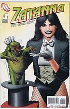 ZATANNA #1 2010 VARIANT DC Comics