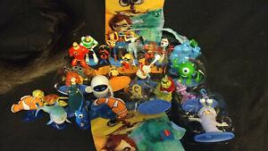 Disney Pixar Micro Collection Complete Set of 25 Mattel Blind Bag Toy 2020