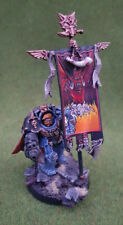 Space Wolf Wolves Standard Banner Bearer Pro painted Custom 1 off Space Marines