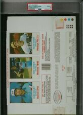 1975 Hostess Complete Box PSA 2 Carew, Bailey, Hebner The Only One PSA graded