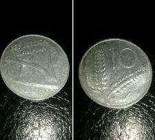 Italia moneta Repubblica del 1969 10 lire