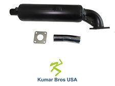 New Kubota Muffler & Exhaust pipe W/Gasket B7100HST-D B7100HST-E