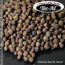 PIMENTO JAMAICA GRANO x1kg PIMJA250C20B1.IN Busta alluminio da 1 kg. Cartone da